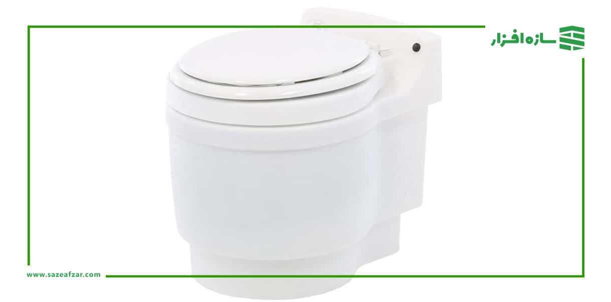 توالت بدون آب