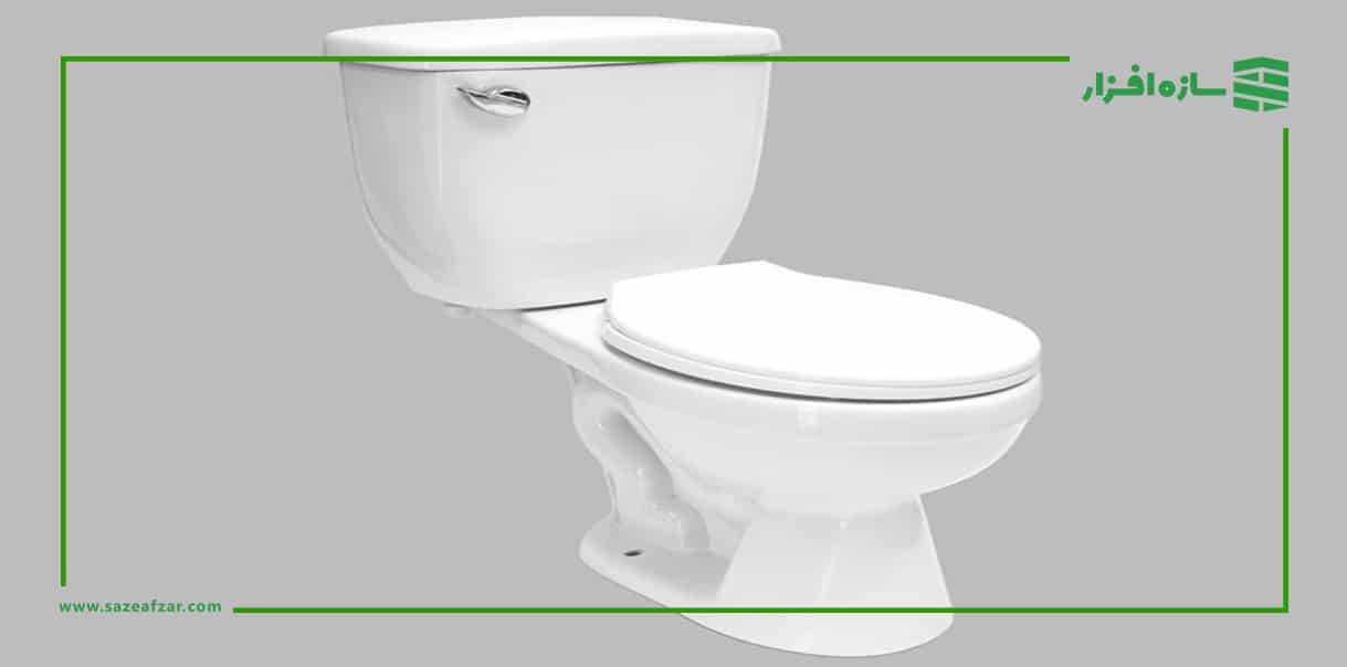 توالت دوتکه